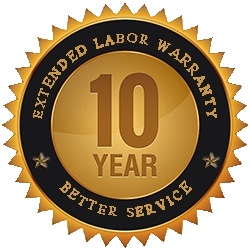 extended labor warranty for roofing services
