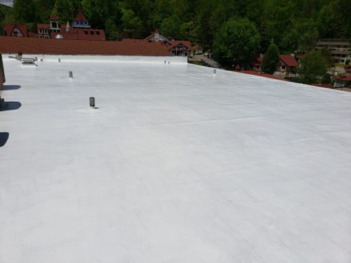 One of the roofs our roofing contractors have worked on